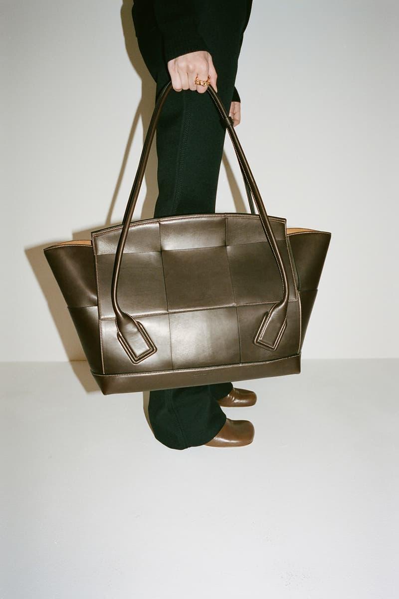 Bottega Veneta The Arco Bag Daniel Lee Pre-Fall 2019 Lookbook Big Large