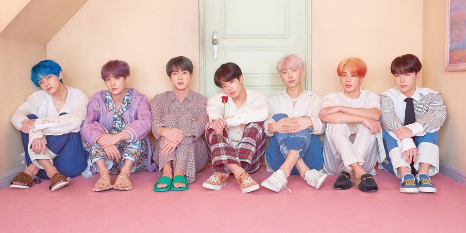 Watch BTS Map of the Soul: Persona Live Stream | HYPEBAE