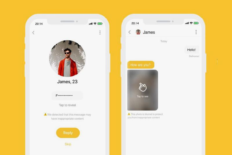 Bumble Private Detector Feature