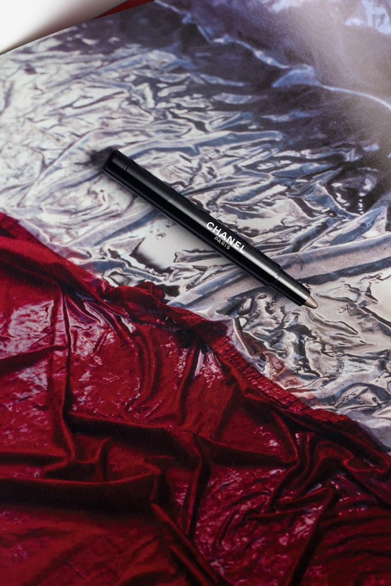 Chanel Beauty Cruise 2019 Makeup Pencil Stylo Logo CC