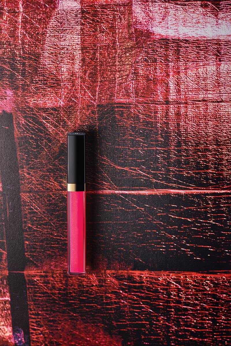 Chanel Beauty Cruise 2019 Makeup Lip Gloss Pink Logo CC