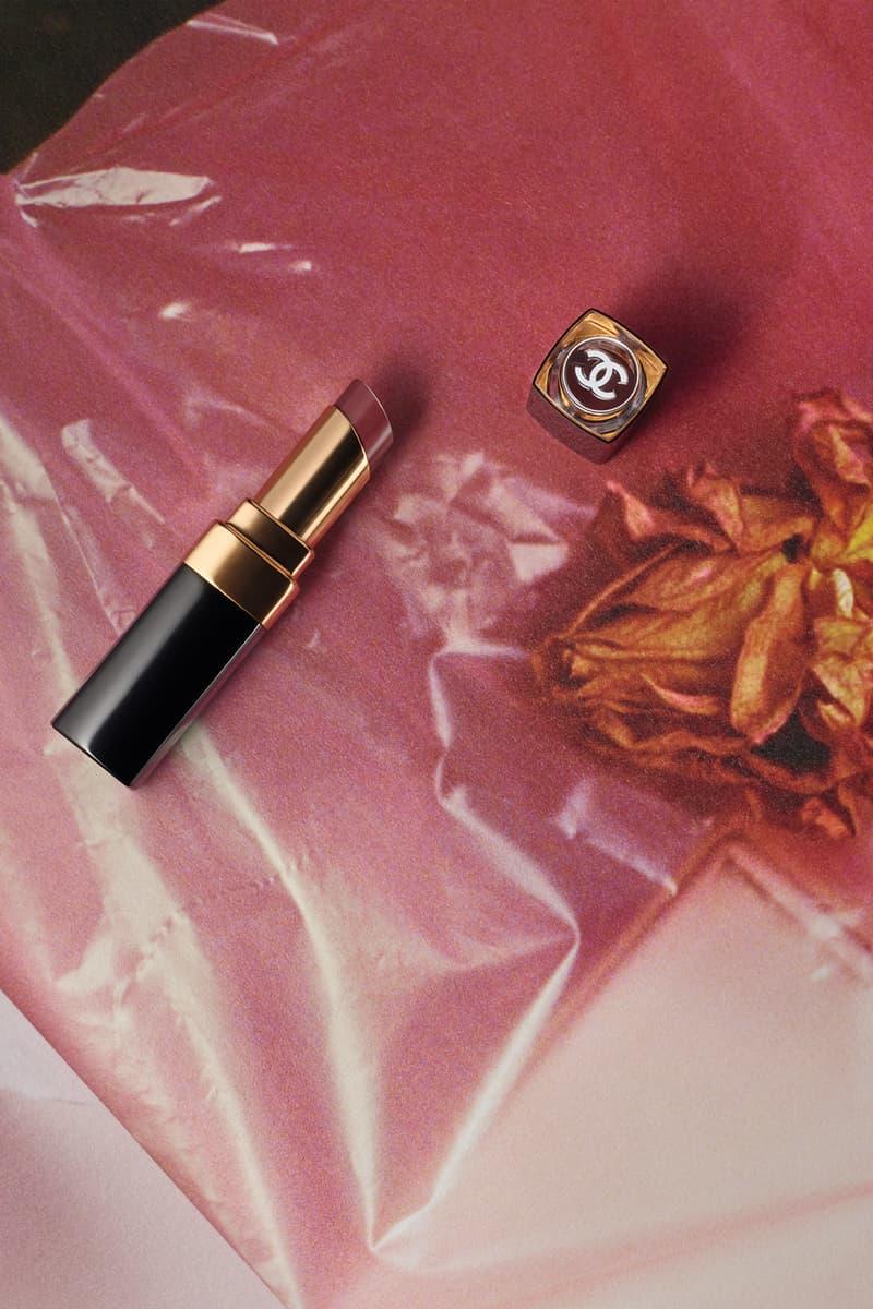 Chanel Beauty Cruise 2019 Makeup Coco flash lipstick Logo CC