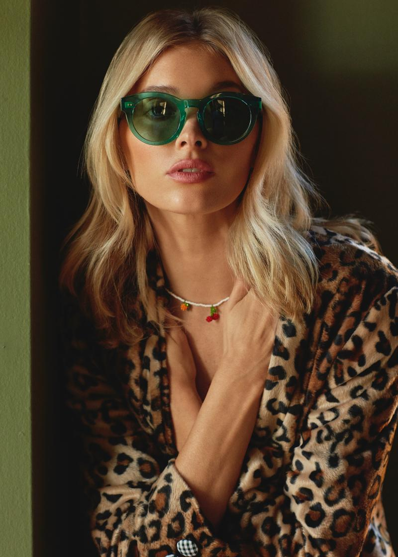 Elsa Hosk CHIMI Eyewear Sunglasses Fashion Drop Shades Lookbook Shoot Collection 4