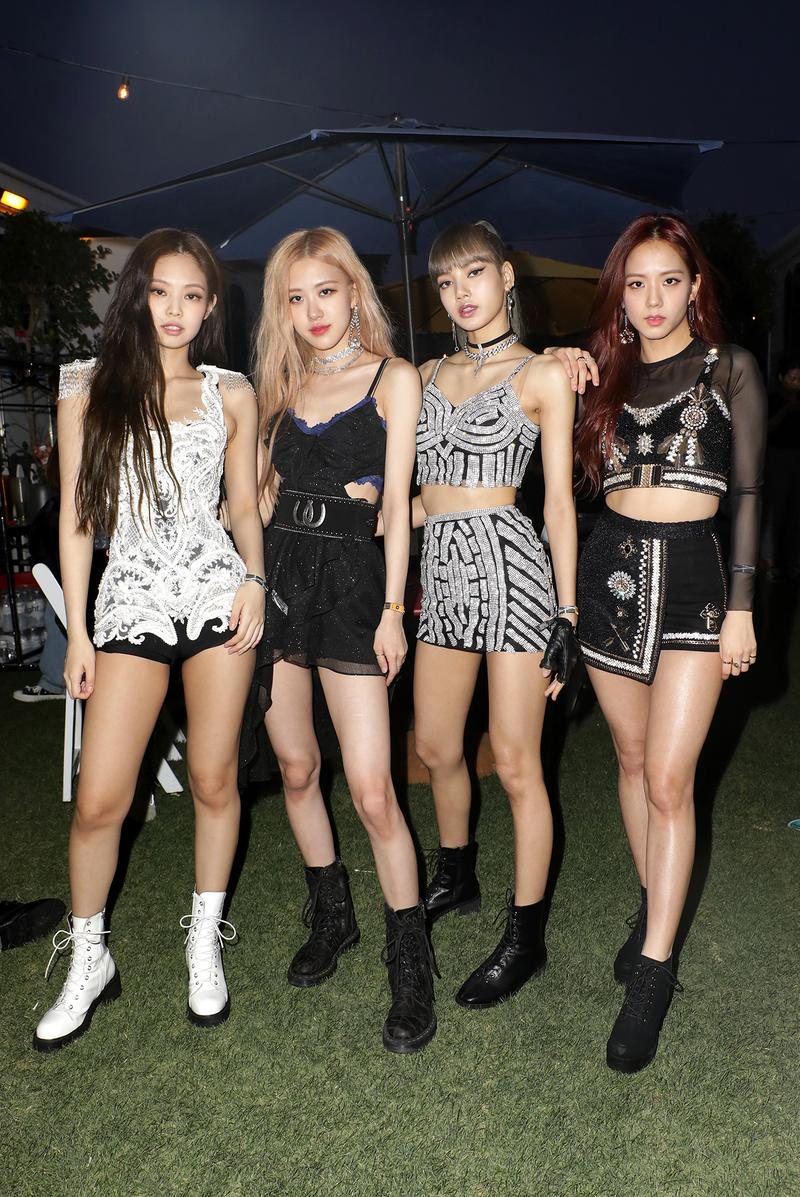 BLACKPINK Jennie Lisa Rose Jisoo Kill This Love Music Video Fashion Outfits K-pop Girl Group Korean Korea YG Entertainment Coachella Festival