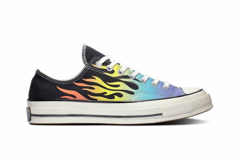 c05179ab3f9753 Converse Chuck 70 Jack Purcell Spring Release Color Patterns Drop Leopard  Print Sneaker Zebra Orange Purple