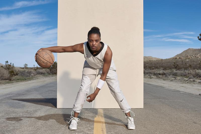 Fear of God x Nike Spring Summer 2019 Collection Jersey Pants Air Raid Light Bone