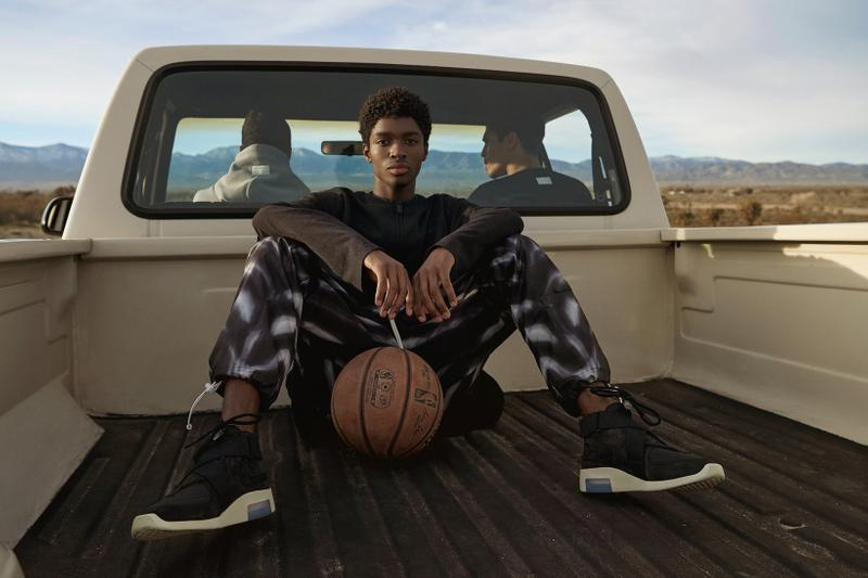 Fear of God x Nike Spring Summer 2019 Collection Sweater Pants Air Raid Black