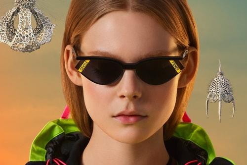 8f74483e6982 Gentle Monster x Fendi Sunglasses Collaboration