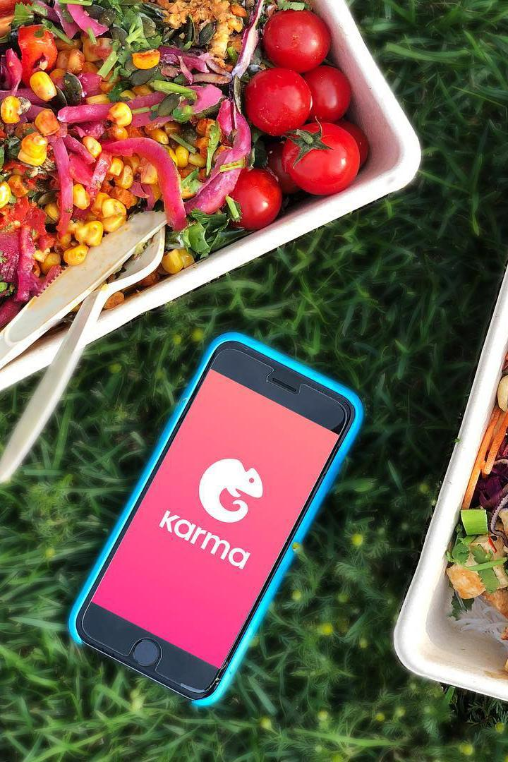 Best Food Waste Apps in the UK Karma Too Good To Go OLIO Food Rescue Meal Deal Discount Groceries Sustainability Environment Earth Day