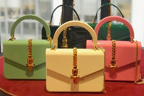 32e6e6fdb A Closer Look at Gucci's Whimsical FW19 Collection Featuring Pastel Mini- Bags