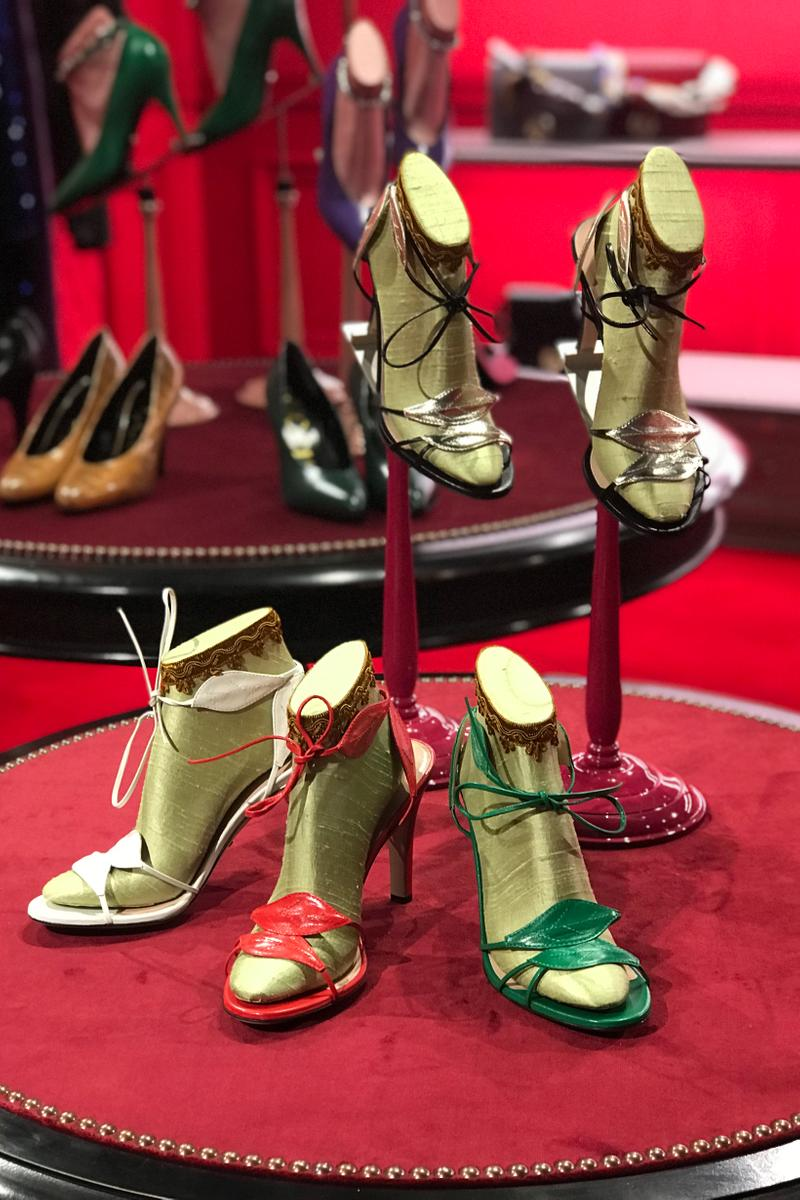 Gucci Fall Winter 2019 Collection Sandals Pink Green White Black Silver