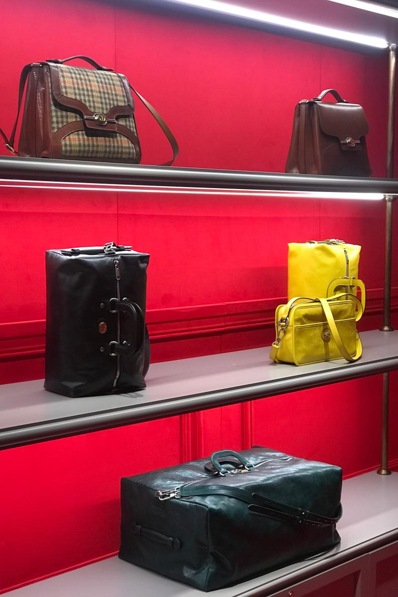 Gucci Fall Winter 2019 Collection Bags Striped Brown Black Yellow Green