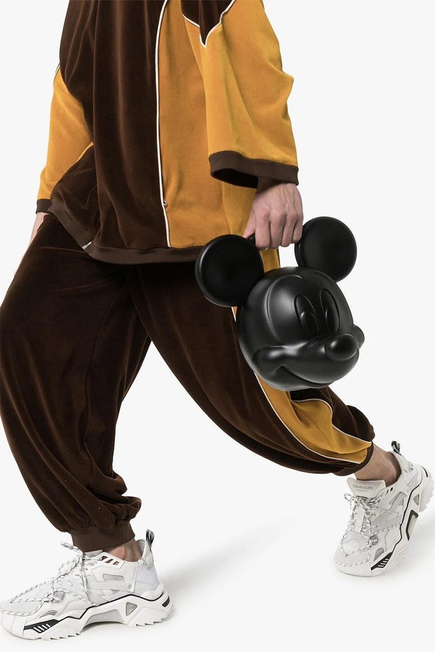 261798b54 Gucci Mickey Mouse Disney Head Bag in Black   HYPEBAE