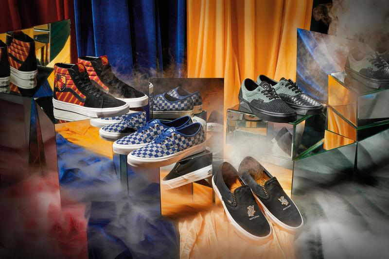 Vans Harry Potter Collaboration