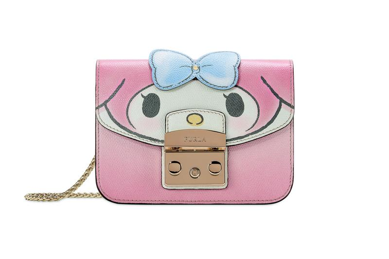 Hello Kitty x Furla Collection My Melody Mini Crossbody Pink