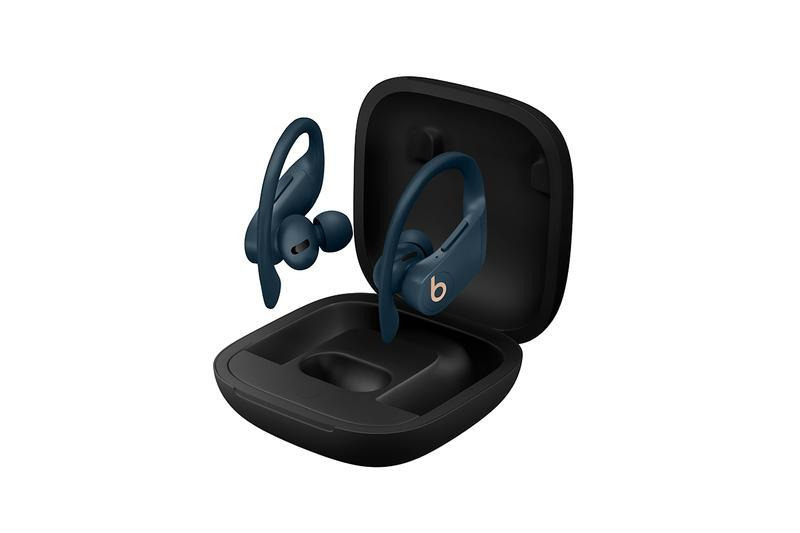 Apple Wireless Powerbeats Pro Navy Ivory Black