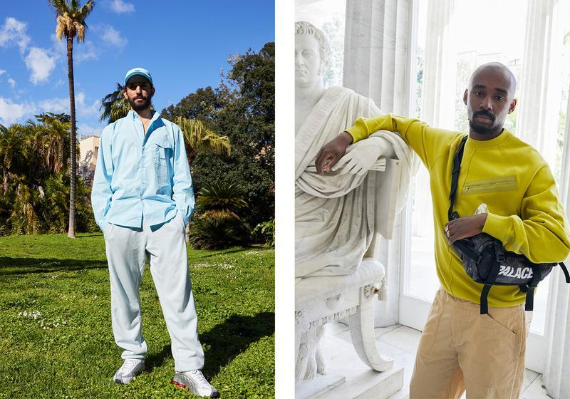 Palace Spring Summer 2019 Lookbook