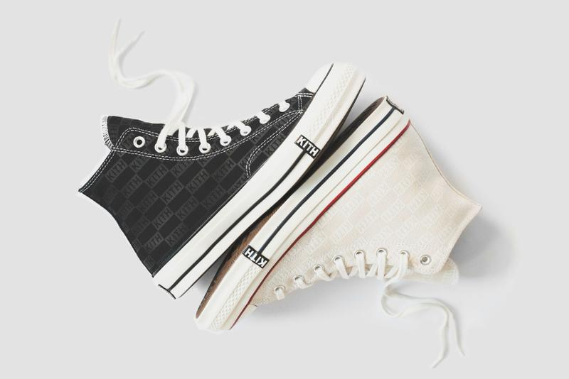 KITH Converse Chuck Taylor All Star 1970 Black Parchment