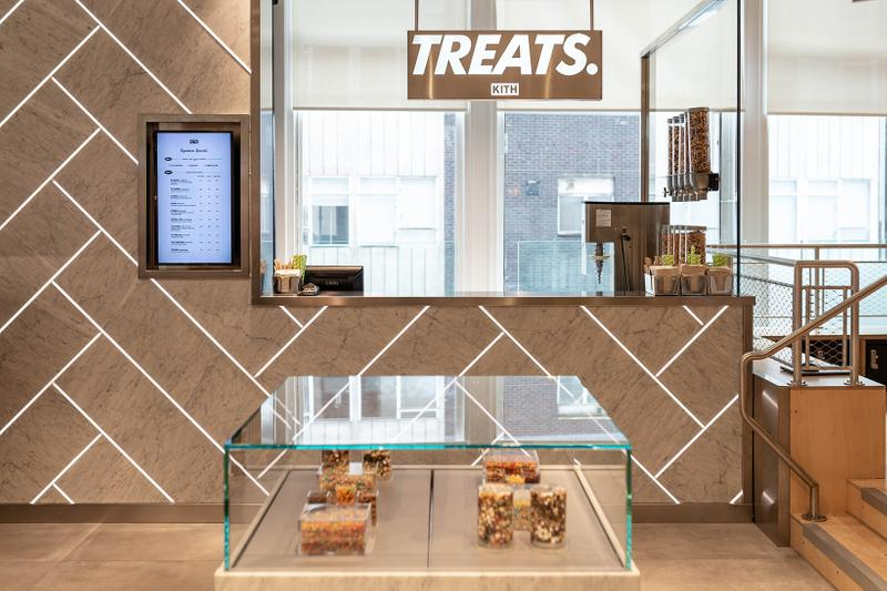 KITH Treats London Selfridges Store Ronnie Fieg Cereal Bar Opening Info