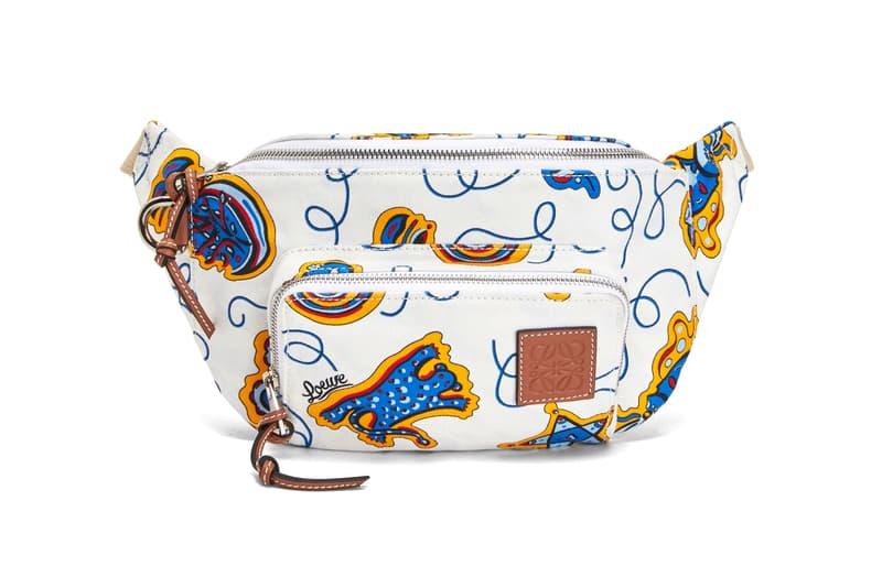 Loewe Releases Paula Ibiza 2019 Handbags & Hats   HYPEBAE