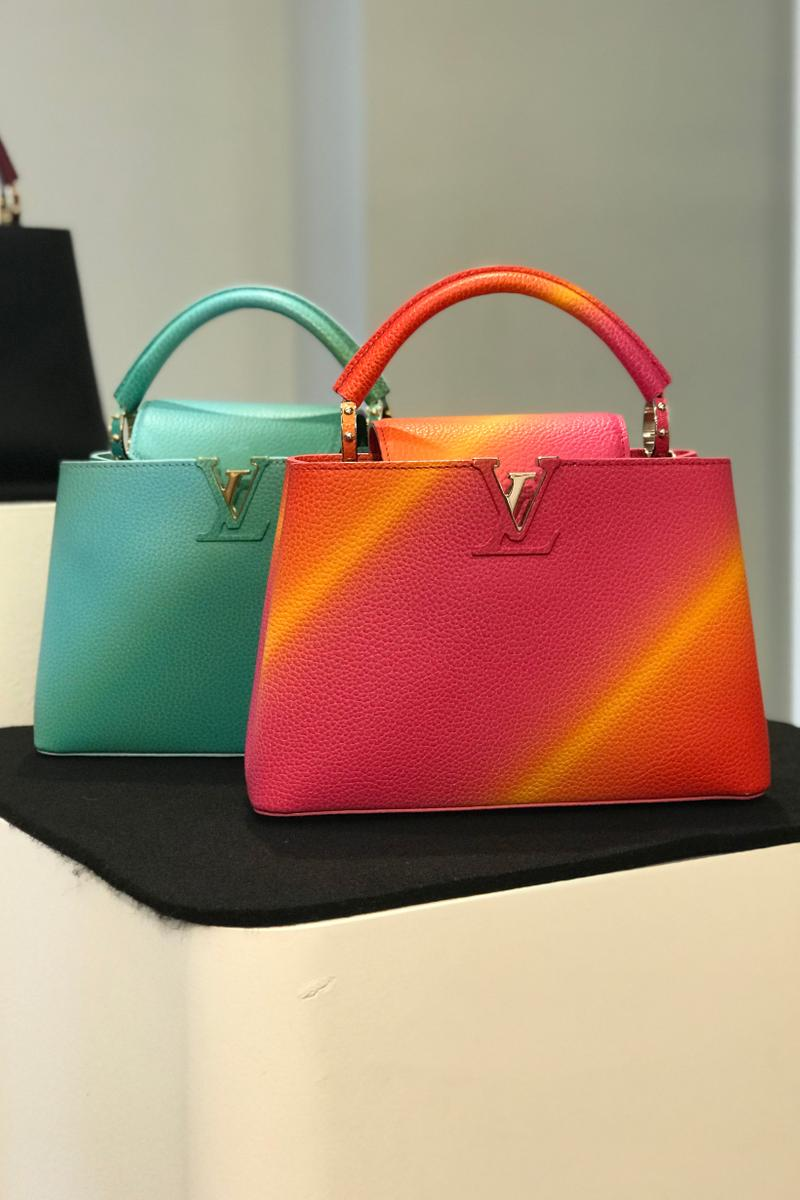 Louis Vuitton Fall Winter 2019 Closer Look Handbags Pink Orange Teal
