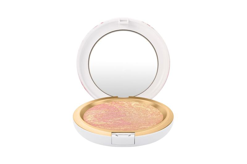 MAC Electric Wonder Pink Marble Makeup Collection Eyeshadow Palette Lipstick Lipglass Bronzer