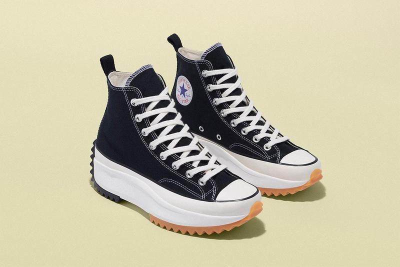 Where to Buy JW Anderson Converse Run Star Hike | HYPEBAE