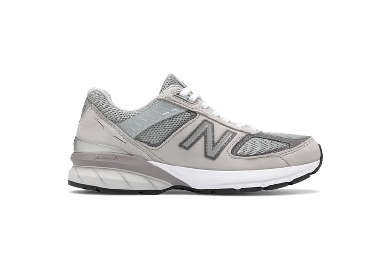 New Balance 990v5 Gray