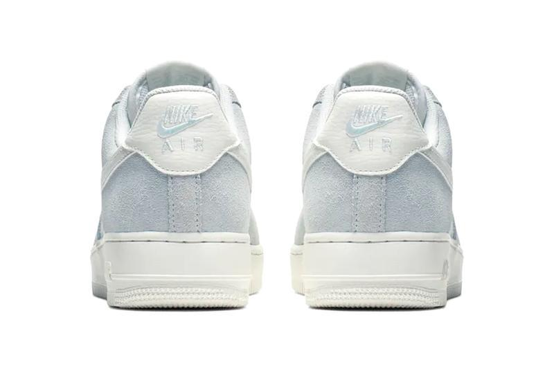 Nike Air Force 1 Low Ghost Aqua Sail Blue