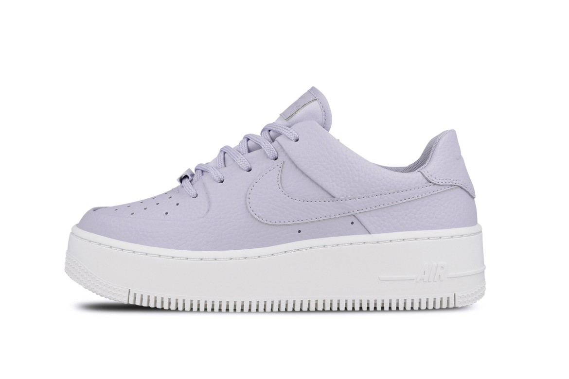diseño popular aliexpress color atractivo Nike Air Force 1 Sage Pastel Purple and Yellow | HYPEBAE