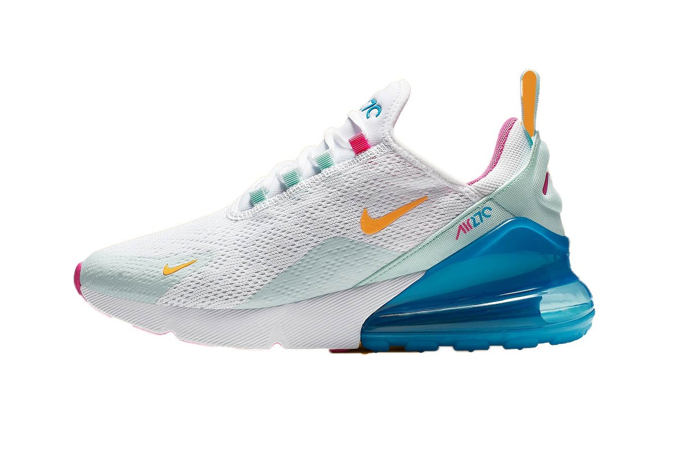 Nike's Air Max 270 Pastel Easter Egg