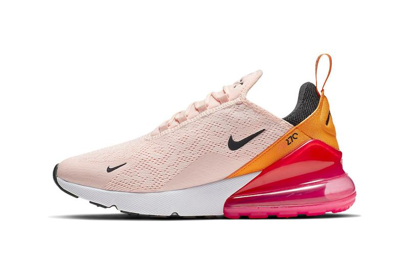 pretty nice be317 eae4a Nike Air Max 270 Washed Coral