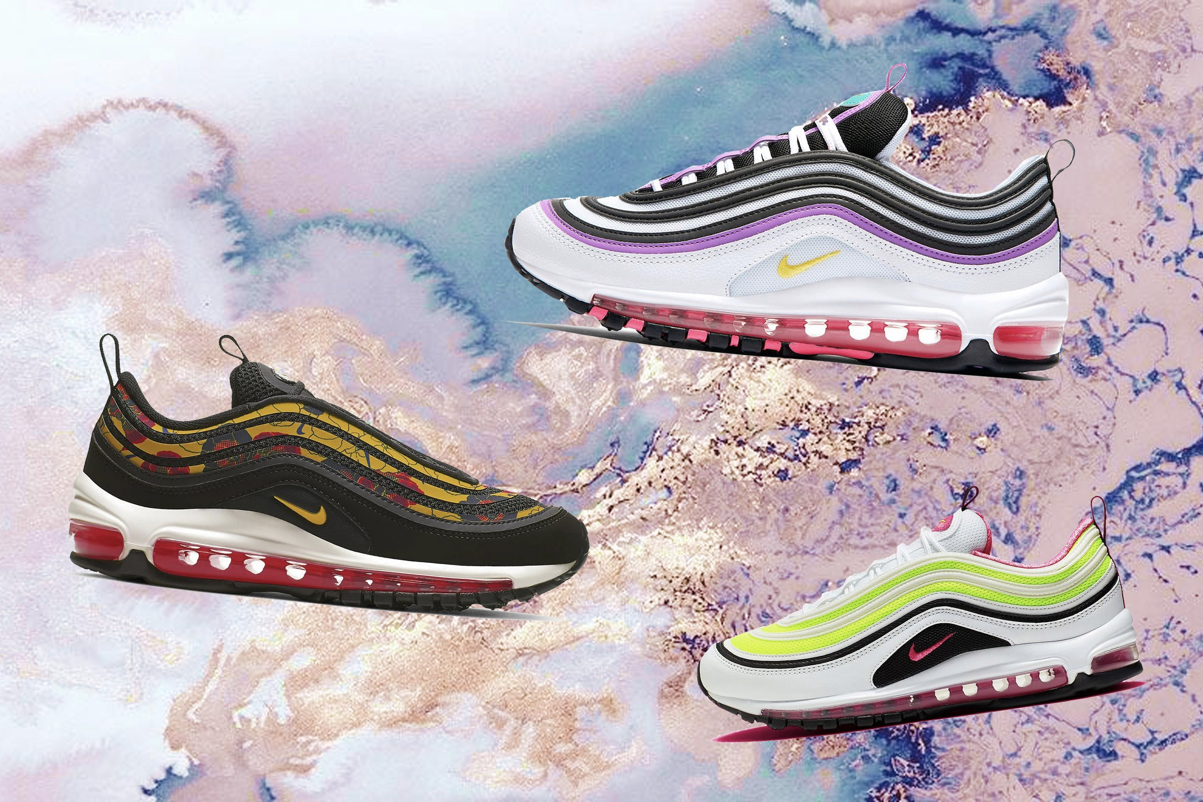 Nike Air Max 97 Best Spring Releases