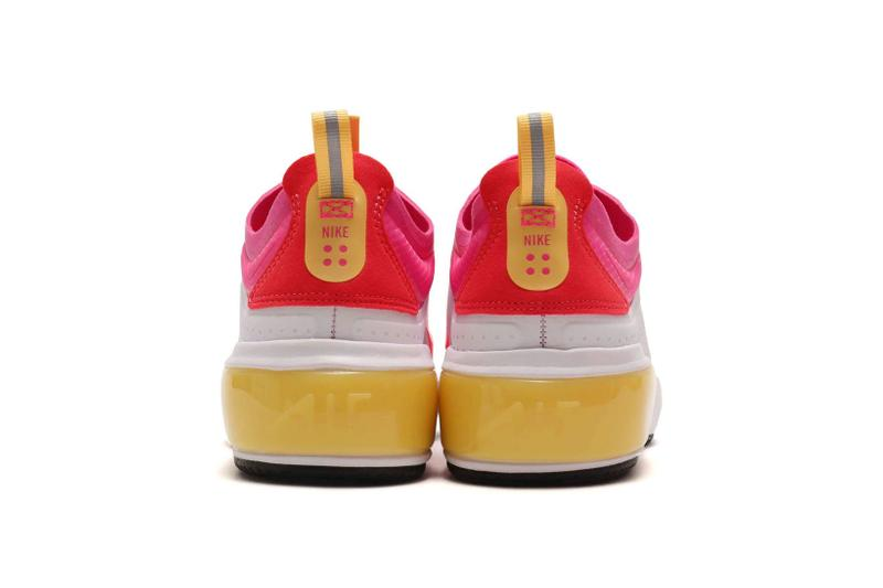 Nike Air Max Dia SE Pink Yellow White
