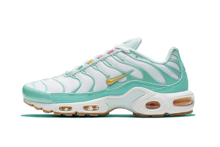 00e48947e2 Nike's Air Max Plus in Pink