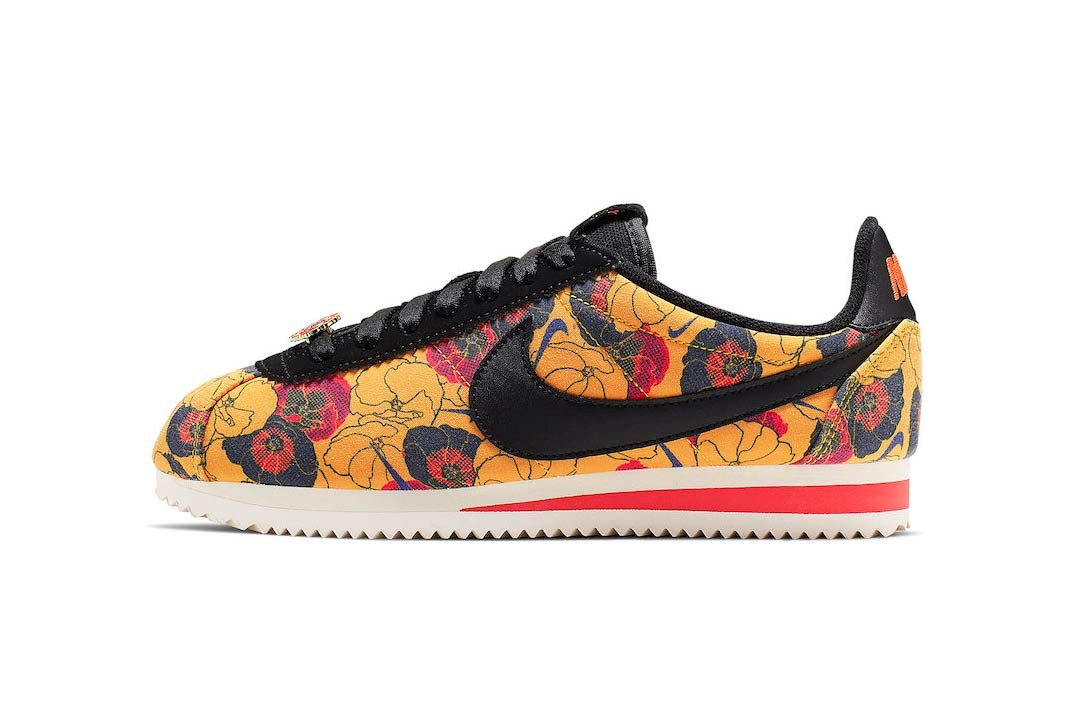 Nike's Classic Cortez LX \
