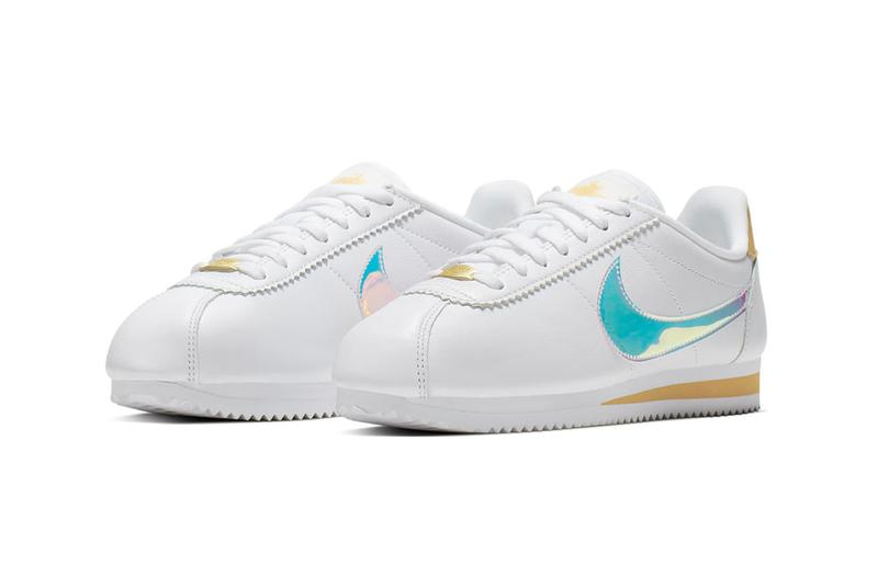 new product f6e71 f35d8 Nike Releases Cortez in White Clear Topaz Gold | HYPEBAE
