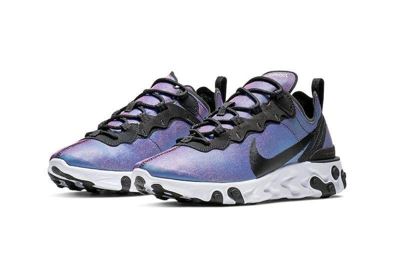 Nike React Element 55 Laser Fuchsia