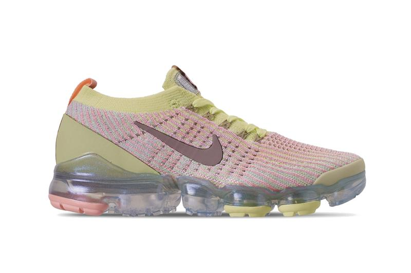 "Nike Air VaporMax Flyknit 3.0 ""Easter"" Drop Sneaker Shoe Spring Color Pastel Trainer"