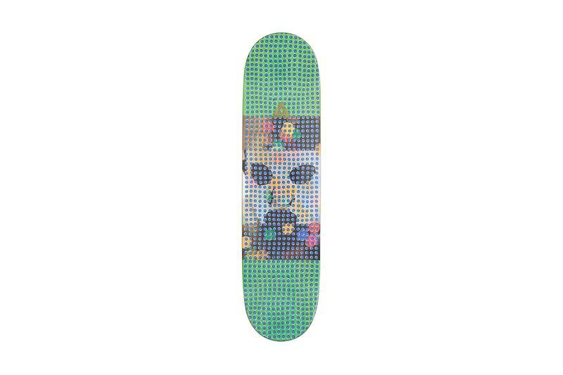 Palace Summer 2019 Collection Skate Deck Green