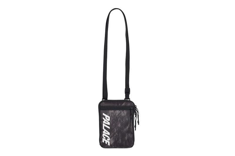 Palace Summer 2019 Collection Shoulder Bag Black