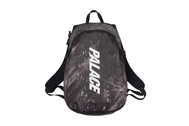 Palace Summer 2019 Collection Backpack Black