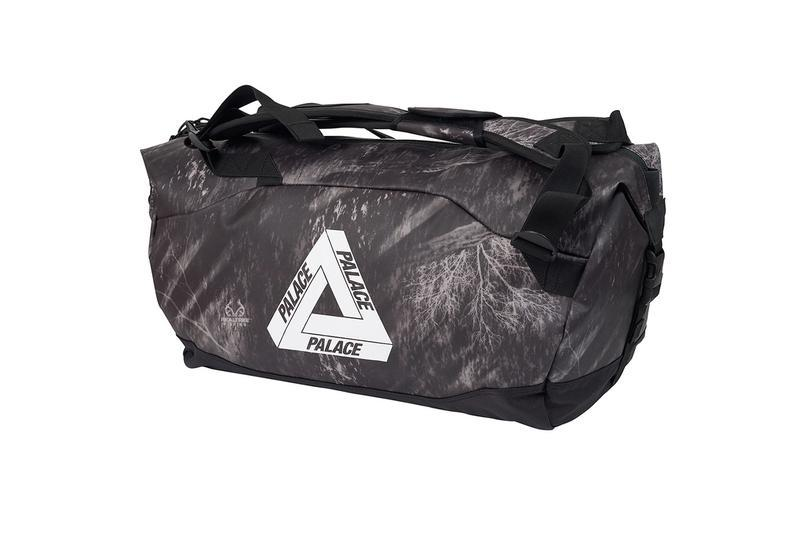 Palace Summer 2019 Collection Duffle Bag Black