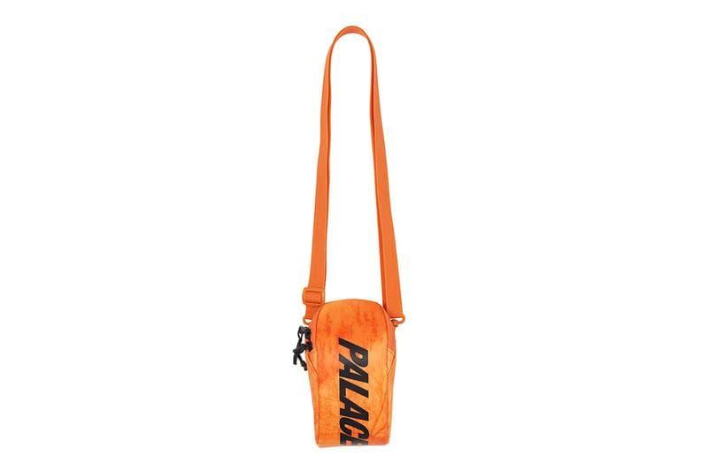 Palace Summer 2019 Collection Shoulder Bag Orange