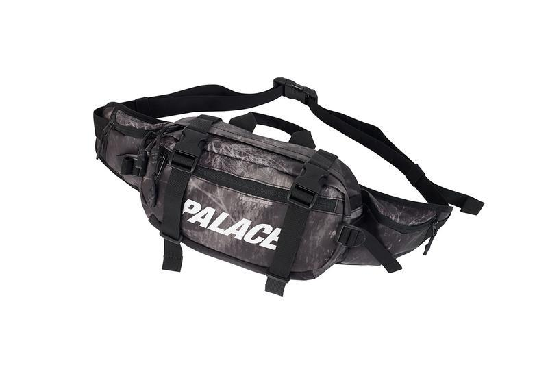 Palace Summer 2019 Collection Fanny Pack Black