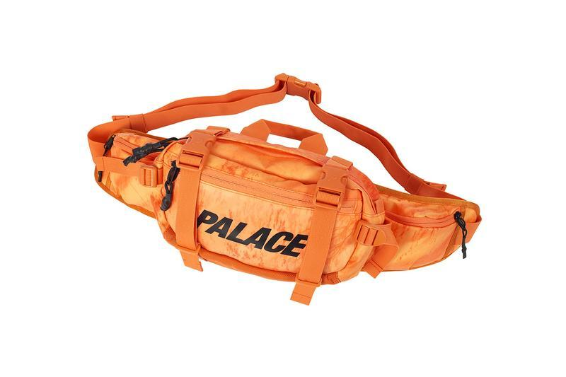 Palace Summer 2019 Collection Fanny Pack Orange