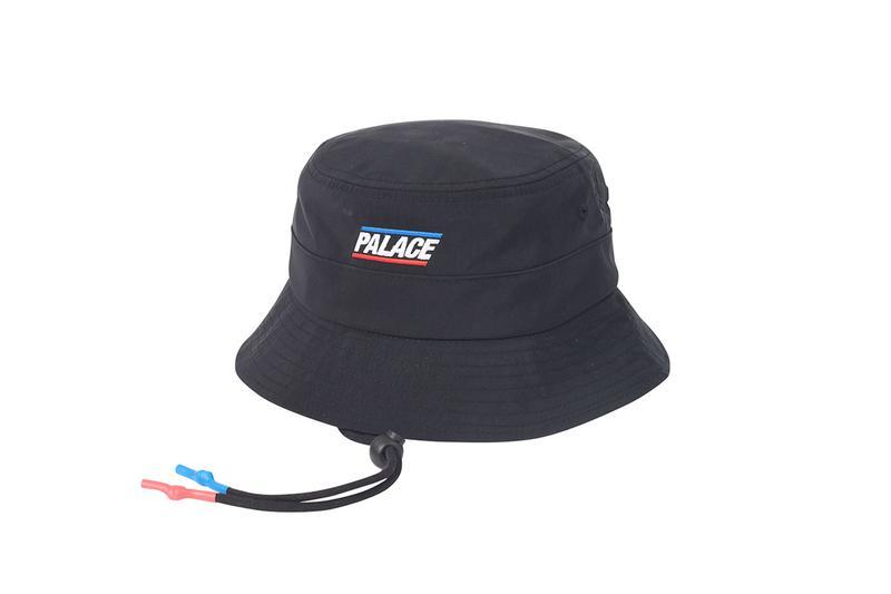 Palace Summer 2019 Collection Bucket Hat Black
