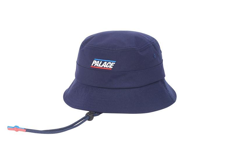 Palace Summer 2019 Collection Bucket Hat Blue