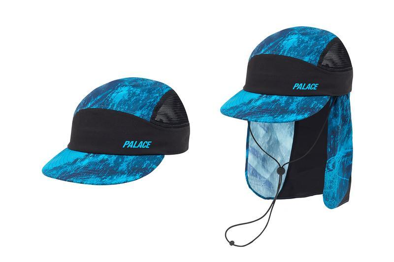 Palace Summer 2019 Collection Hat Blue