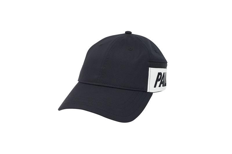 Palace Summer 2019 Collection Dad Hat Black